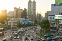 汉城7017 Skypark 免版税库存图片