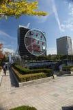 汉城Gangnam区城市视图,韩国 免版税图库摄影