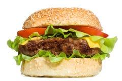 汉堡包蔬菜 库存照片