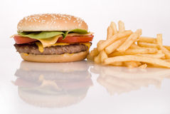 汉堡包 免版税图库摄影