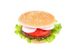 汉堡包 库存图片