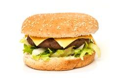 汉堡包 图库摄影
