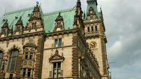 汉堡城镇厅 股票录像
