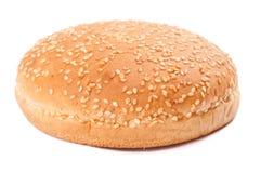 汉堡小圆面包 免版税库存图片