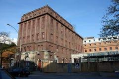 汉堡监狱 库存照片
