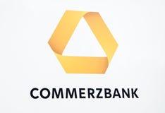 汉堡,德国- 2017年7月13日:AG商业银行是一家全球性银行业务和金融服务公司在1870年创办的与 库存图片