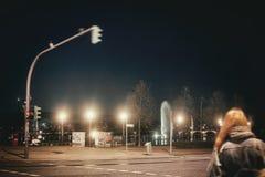 汉堡,游艇,港口,船,航行,餐馆, jungfernstieg汽车斋戒 免版税图库摄影