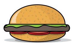 汉堡 库存图片