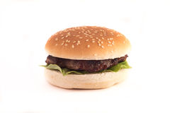 汉堡 库存照片