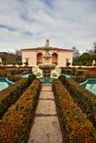 汉密尔顿花园的意大利庭院 库存图片