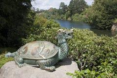 汉密尔顿花园 免版税库存照片