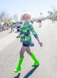 汉德尔逊圣帕特里克游行 免版税图库摄影