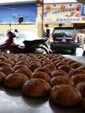 汉语传统快餐的饼干 库存照片