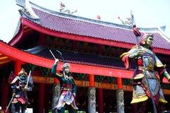 汉语在爪哇土地 免版税库存照片