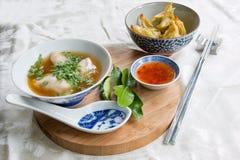 汉语的开胃菜 图库摄影