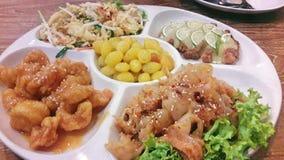 汉语的开胃菜 库存图片
