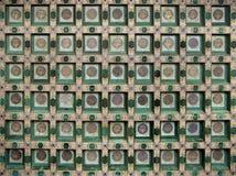 汉语被绘的天花板 库存照片
