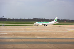 汉诺威机场 库存图片