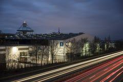 汉诺威集市场所 库存照片