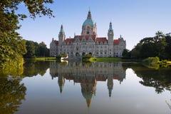 汉诺威,德国 免版税图库摄影