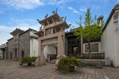 江苏无锡辉山镇 免版税图库摄影