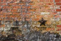 江边墙壁 库存图片