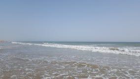 江边,卡拉奇,巴基斯坦 库存图片