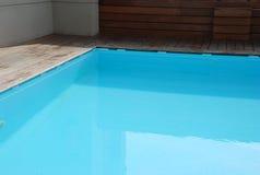 池专用游泳 免版税库存图片