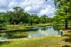 池塘-储蓄图象 库存图片