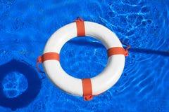水池浮体 免版税图库摄影
