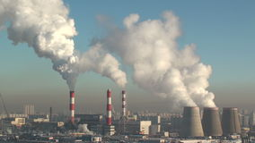 污染工厂 股票录像