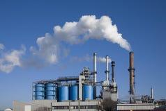 污染 免版税库存图片