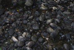 污水海峡 免版税库存照片