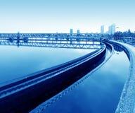 污水处理厂 库存图片