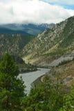 汤普森河谷,不列颠哥伦比亚省,加拿大02 库存图片
