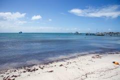 汤普森海湾:乘快艇的生活方式 图库摄影
