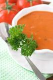 汤蕃茄 库存照片