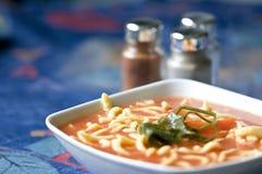 汤蕃茄 免版税库存图片