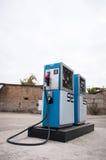 汽油的分配器 免版税库存照片