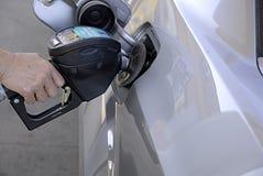 汽油 免版税库存图片