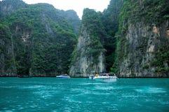汽艇泰国 免版税库存照片