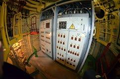 汽艇队SS-18撒旦地堡  免版税库存照片