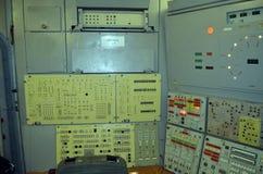 汽艇队SS-18撒旦地堡  免版税图库摄影