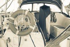 汽艇 免版税库存图片