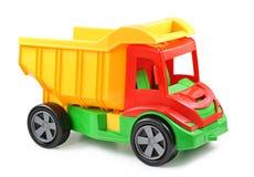 汽车五颜六色的玩具 免版税库存图片
