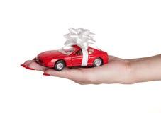 汽车产生新 免版税库存照片
