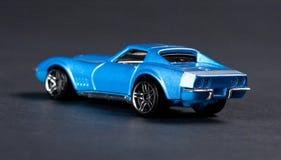 汽车体育运动玩具 库存图片