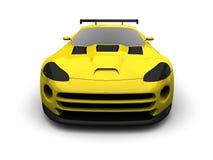汽车体育运动 库存图片