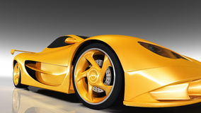 汽车体育运动 皇族释放例证