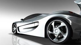 汽车体育运动 向量例证